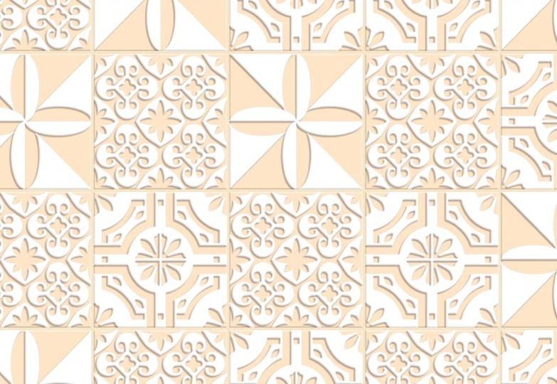 Стеновые панели Ламинат принт - 4074 Греко классико