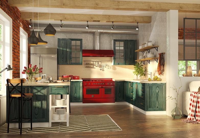 Кухня Граппа