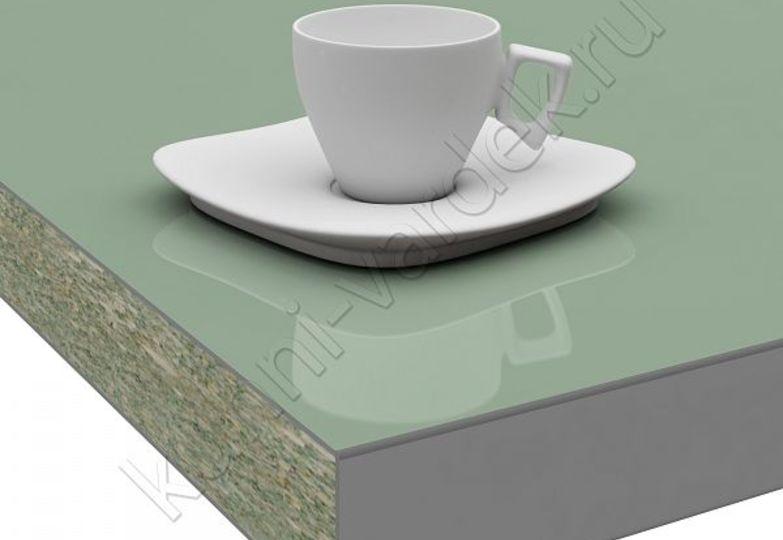 Столешницы Pro-deco - Зеленый Чай кромка 3D-Acryl