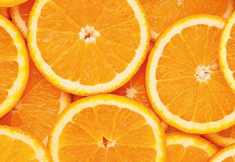 Стеновые панели Ламинат принт - 3079 Оранж