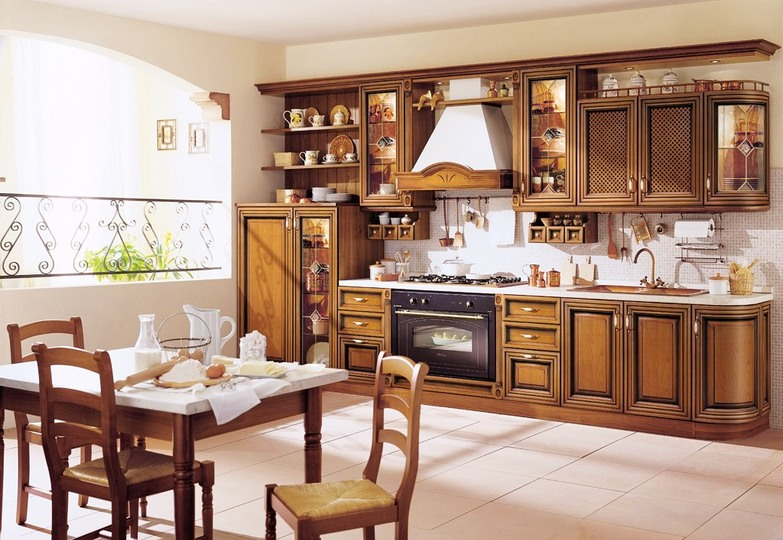 Кухня Венеция М