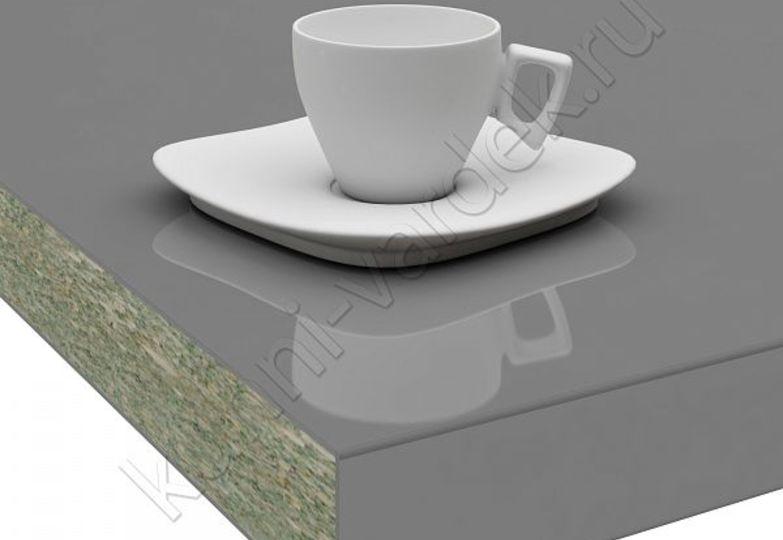 Столешницы Pro-deco - Серый HPL кромка 3D-Acryl