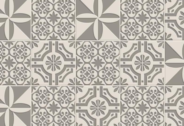 Стеновые панели Ламинат принт - 4075 Греко григио