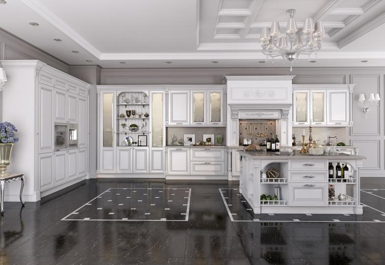 Кухня Монтебьянко Аргенто