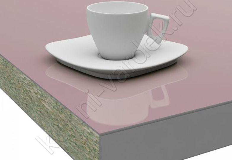 Столешницы Pro-deco - Сиреневый HPL кромка 3D-Acryl