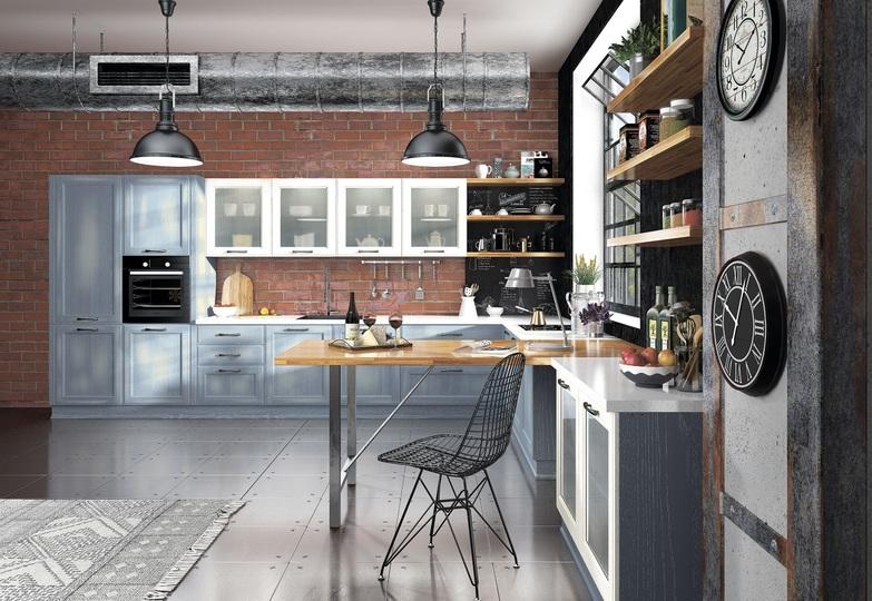 Кухня Милан Джинс