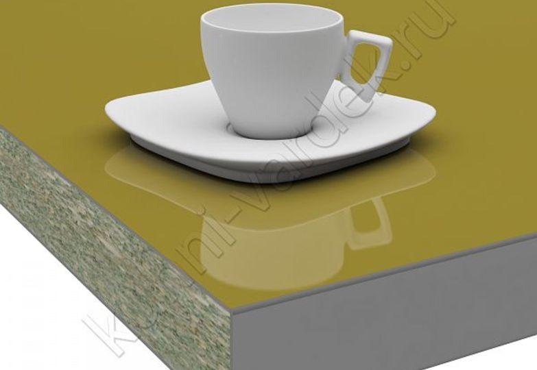 Столешницы Pro-deco - Оливковый HPL кромка 3D-Acryl