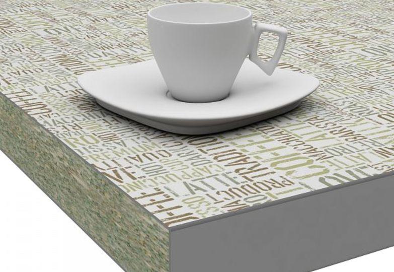 Столешницы искра - Латте , 3D- Acryl