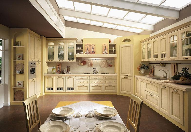Кухня Натура Декапе