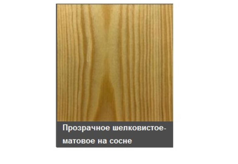 Столешницы из массива - Шелковисто- матовая на сосне