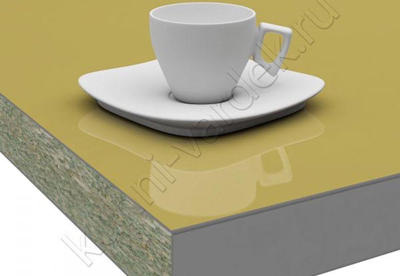 Столешницы Pro-deco - Ярко-Желтый HPL кромка 3D-Acryl