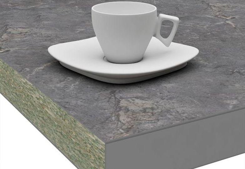 Столешницы Слюда - Везувий кромка 3D-Acryl