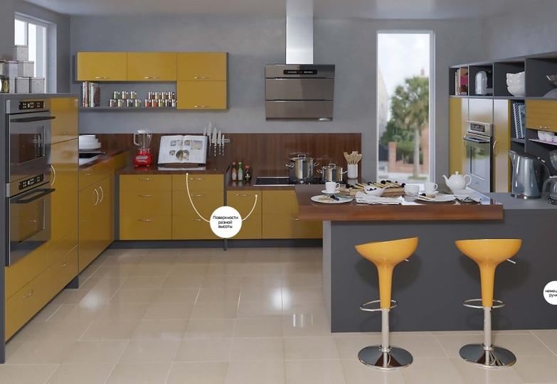 Кухня Риаза