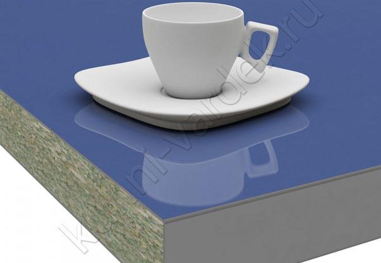 Столешницы Pro-deco - Васильковый кромка 3D-Acryl