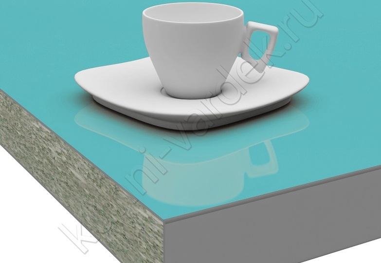 Столешницы Pro-deco - Лазурный кромка 3D-Acryl