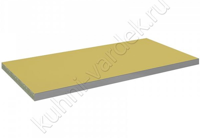 Столешницы Pro-deco - Ярко-Желтый HPL