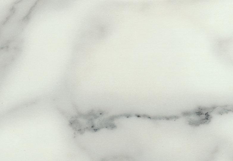 Столешницы Глянцевая линия - 318 Мрамор бианко