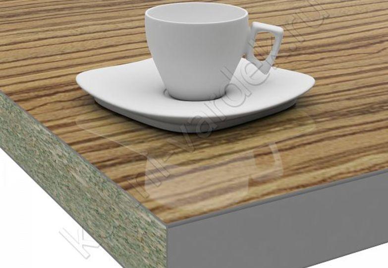 Столешницы Pro-deco - Зебрано HPL кромка 3D-Acryl