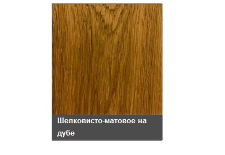 Столешницы из массива - Шелковисто- матовая на дубе