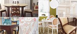 Новинки от фабрики Лидер - столы и стулья